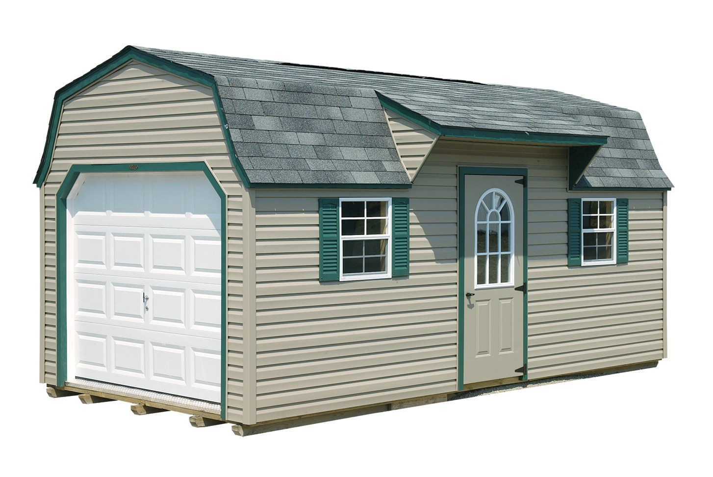 house portable garage garages credit tiny pin amish barn shed indiana no cabin built checks